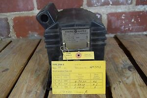General Electric Ge Jvm 2 Voltage Transformer Ratio 20 1 762x22g2 New Old Stock