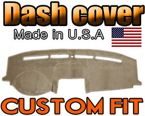 Fits 2008 2012 Ford Escape Dash Cover Mat Dashboard Pad Beige