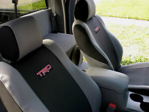 Trd Sport Seat Covers Toyota Tacoma Truck Factory Oem New 2005 2008