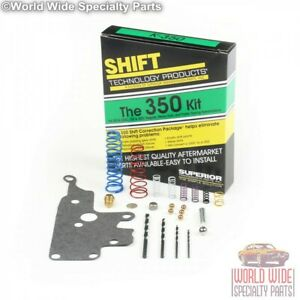 Gm Th350 350c Transmission Shift Correction Kit 1969 1986