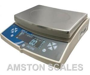 10 000 X 0 1 Gram Digital Scale Balance Lab Analytical Laboratory Top Loader Ops
