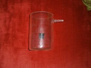 Pyrex Buchner Beaker Flask Filter Cylinder 500ml 250ml Lab Glass Apothecary