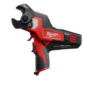 Milwaukee 2472 20 M12 600 Mcm Cable Cutter In Stock