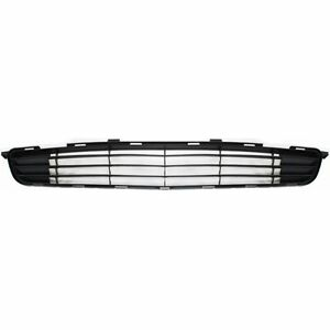 For Toyota Corolla New Bumper Grille Grill Lower Center Textured 2009 2010