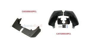 Land Rover Lr3 05 09 Front Rear Mud Flaps Set Cas500010pcl Cat500010pcl New
