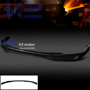 For 1998 2000 Honda Accord 4dr T R Abs Front Bumper Lip Spoiler