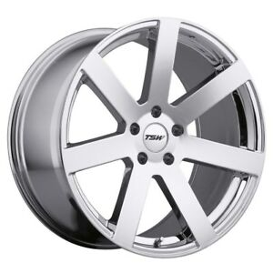 Benz Ml450 Ml500 Ml55 Ml63 Gl500 20 20x10 5x112 Tsw Chrome Wheels Tires Pkg