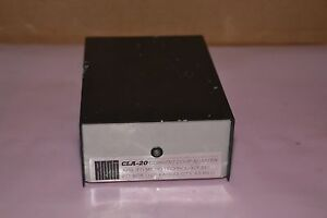 Applied Micro Technology Current Loop Adapter Cla 20 Cla 20 Cla20