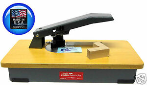 Lassco Cr 50b Round Corner With 1 4 Die Cr50b Punch Cutter new