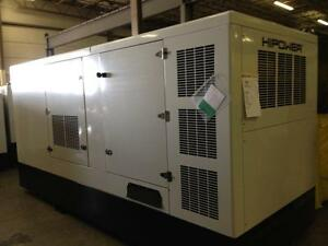New Hipower Hfw350 T6u Diesel Generator Set 350 Kw 277 480v 497 Hp 1800 Rpm