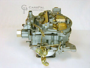 Quadrajet Carburetor 4bbl1972 Pontiac Gto Firebird Trans Am Grand Prix 400 455