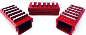 Diamond Grinding Blocks For Edco stow And General Equipment Floor Grinders 3pk
