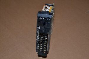 Ge Fanuc Relay Output Module Ic610mdl182a 16 Circuits