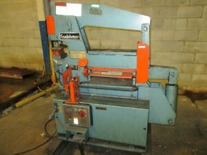 Scotchman 40 Ton Punch And Shear 112116