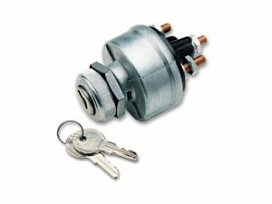 Ignition Switch C Heavy Duty 3 Position Keyed Diecast Bezel 32 34 Ford Chevy 609