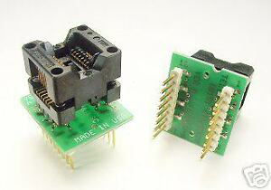 Promo 40 Programming Adapter For 16 Pin Soic To Dip Usa Manufacturer