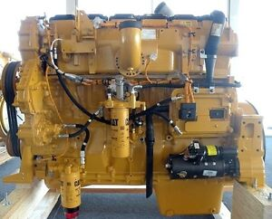 Cat C16 Diesel Engine Caterpillar C16 Industrial Engine Bfm 234 9802
