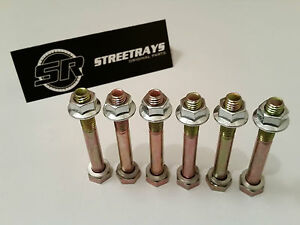 Streetrays Sr Civic Ef Eg Integra Da Dc Rear Lower Control Arm Lca Bolt Kit