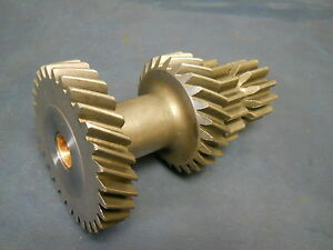 Jeep Willys Mb Ford Gpw Cluster Gear T84 A739 Us Made