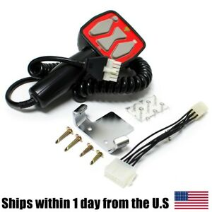 Snow Plow Snowplow Blade Hand Controller Remote Switch Fits Boss Stb0962 0962