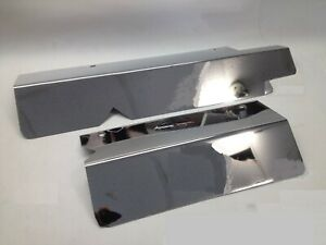 Only Fits Camaro Firebird 1994 1997 Fuel Rail Covers Stainless Chrome Caps