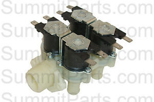 Inlet Water Valve For Unimac Washer F380715
