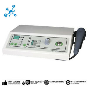 New Ultrasound Physical Therapy Machine 1 Mhz Pain Relief Chiropractic