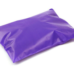 1000 9x12 Lilac Poly Bags Poor Side Seams Plastic Mailers Envelopes Bag