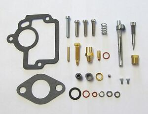 Farmall H Tractor Carburetor Repair Kit With Throttle Shaft