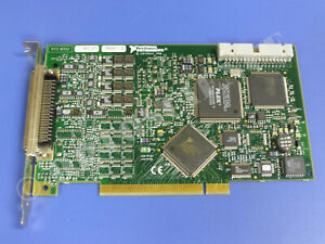 National Instruments Pci 6711 Ni Daq Card High speed Analog Output
