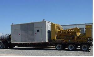 4205 Caterpillar 1000kw Industrial Generator Set