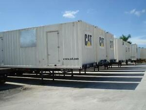 11466 Caterpillar 2000kw Industrial Power Module