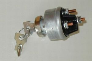 Ignition Switch Tractor Ag Mccormick Deering Minneapolis moline Oliver Ihc