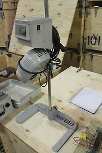 Rotary Evaporator Motor Heavy Duty Stand Very Nice Yamato Model Re 200