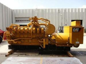 13140 Caterpillar 767kw Natural Gas Generator Set