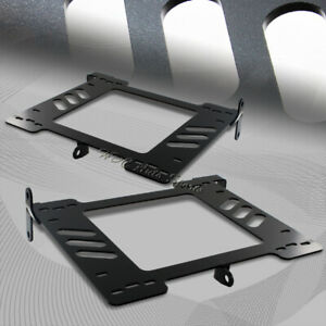 For 1993 1998 Jetta Golf Gti Mk3 Planted Racing Seat Mount Base Bracket Adapter