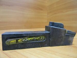 Kennametal Indexable Lathe Tool Holder Dvjnl 164c 1 x1 Shank 5 Oal Qf