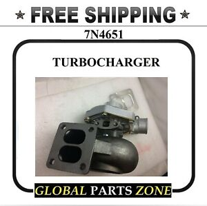 New Turbo Caterpillar Cat 7n4651 7n 4651 0r5796 1w5160 7n1709 7n9851 Ships Free