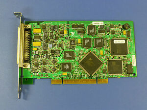 National Instruments Pci 6014 Ni Daq Card Multifunction Analog Input