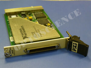 National Instruments Pxi 6052e Ni Daq Card Multifunction Analog Input