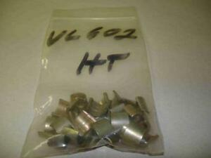 Ford Fe 352 390 427 428 Heat Treated Stamped Steel 3 8 Valve Locks Read Desc