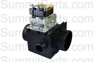 3 Inch 120v Overflow Drain Valve For Alliance unimac Washers F8406304
