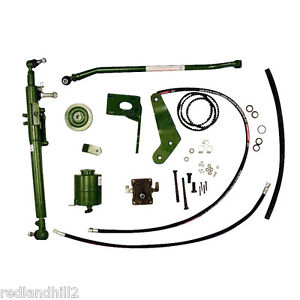 Power Steering Conversion Kit John Deere 1020 1030 1120 1130 1520