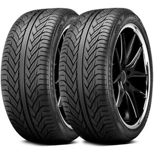 2 New Lexani Lx Thirty 275 40zr20 106w Xl Ultra High Performance Tires
