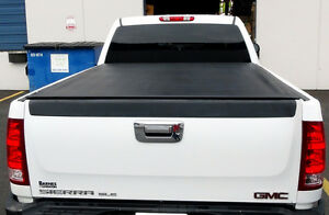 New Roll Up Low Profile Tonno Tonneau Cover 1982 2011 Ford Ranger 6 Bed Black
