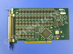 National Instruments Pci 6527 Ni Daq Card Isolated Digital I o