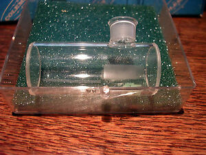 Beckman Cylindrical Cuvette Nir Graded No Stopper