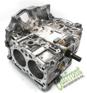 Outfront Motorsports Ej257 Shortblock Closed Deck 10 1 Forged Ej25 Sti Wrx Ej255