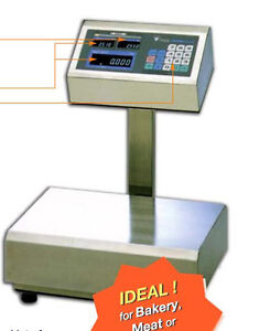 Rice Lake Digi Ds 470ss Checkweigher Stainless Steel Scale 12 X0 0 002 Lb New