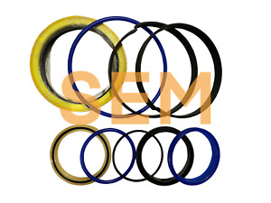 Sem 991 00135 Jcb Replacement Hydraulic Cylinder Seal Kit
